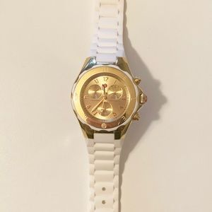 Michele Tahitian Jelly Watch {used}